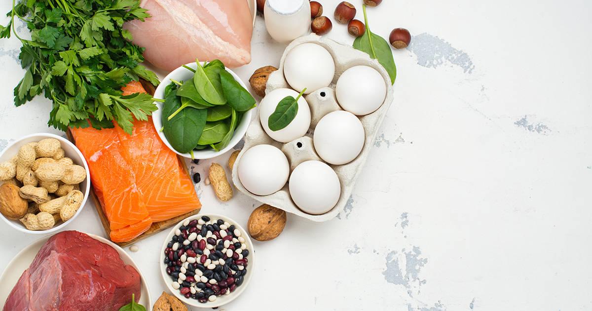 อาหารกลุ่มโปรตีน ที่คุณควรรู้
