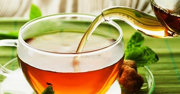 ชาสมุนไพรเพื่อสุขภาพ