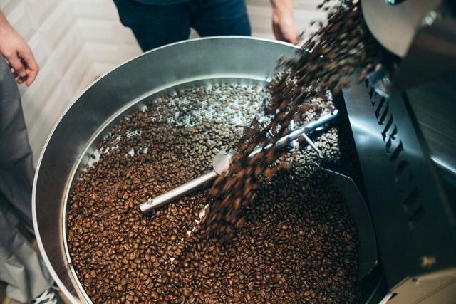 โรงงานผลิตกาแฟสำเร็จรูป